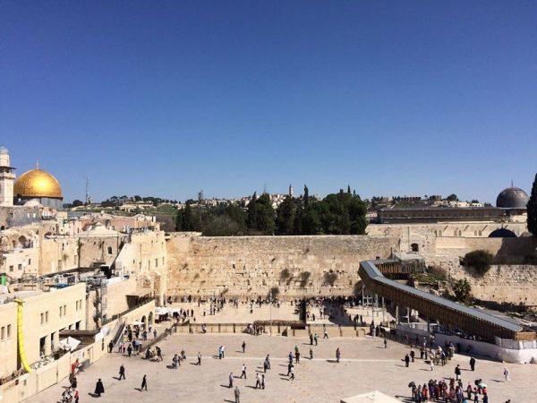 jerusalem israil