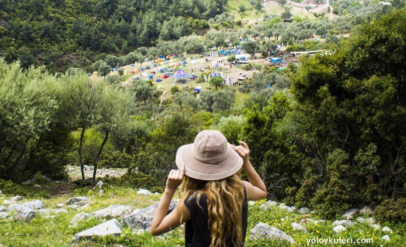 uyku festivali, buca, kaynaklar, dijital detoks