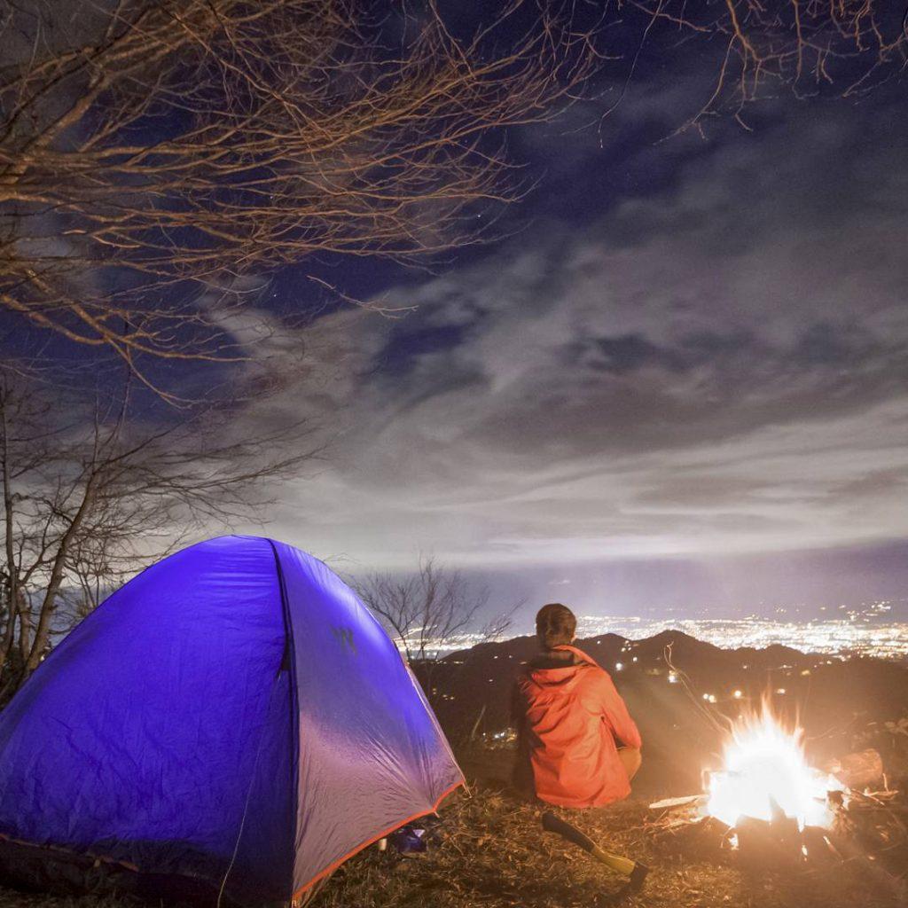 aytepe yaylası, izmit, kamp