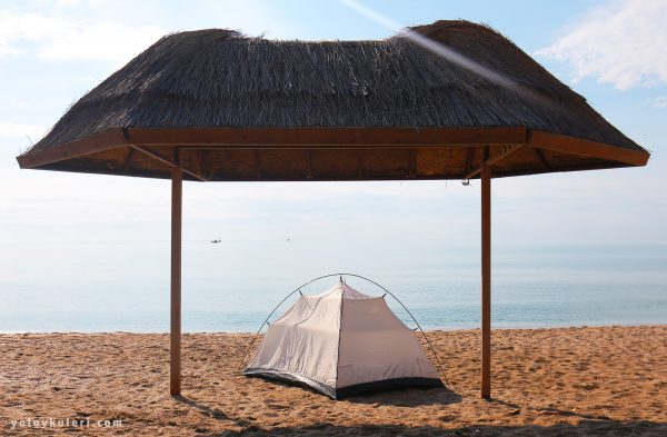 iğneada, kamp, sahil