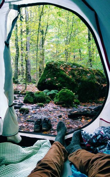 yedigöller, kamp, milli park