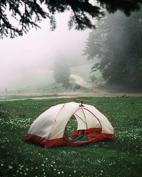 pürenli kamp