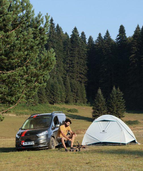 pürenli yaylası kamp