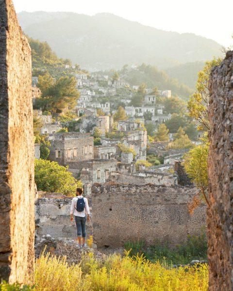 fethiye kaya köyü