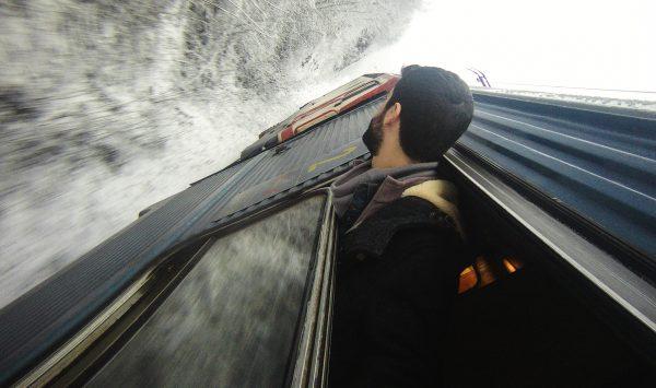 interrail, seyahat, tren yolculuğu