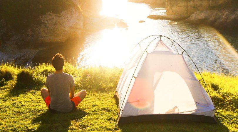 kamp, ipucu, doğa, çadır, seyahat, uyku tulumu