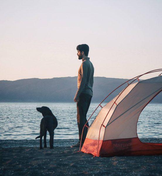 salda gölü kamp